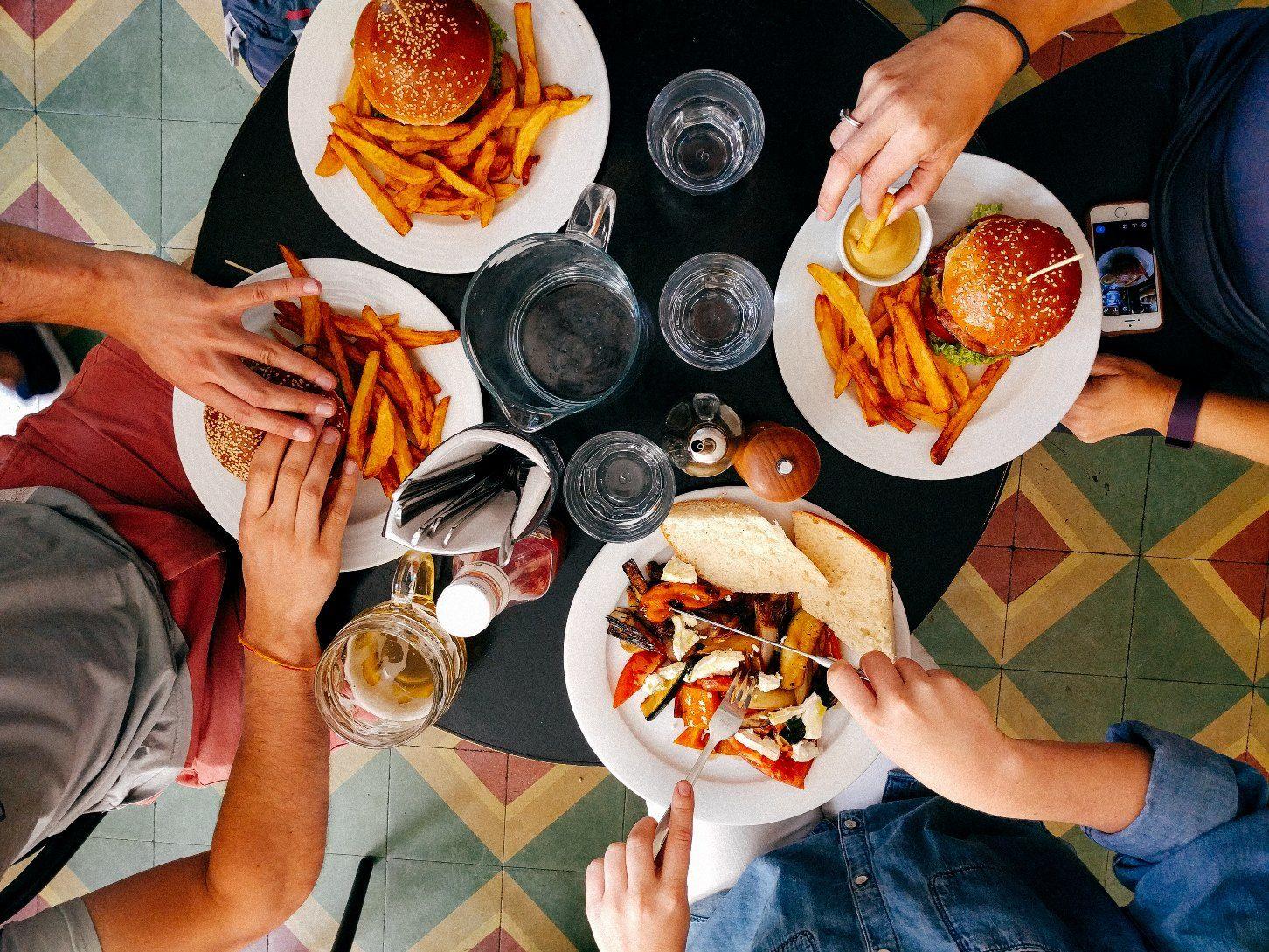 Restauracja jedzenie